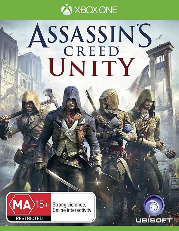 Assassins Creed Unity Stealth Fighting RPG Role Play Game