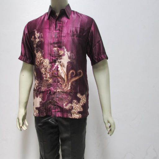 Desain Baju Hem Batik: 17+ Gambar Terbaik Tentang Model Baju Batik Pria Di