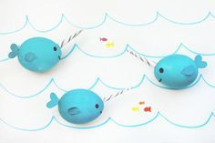 Gnarly Narwhal Easter Eggs