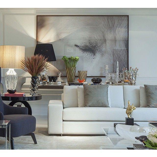Beautiful room by Christina Hamoui.