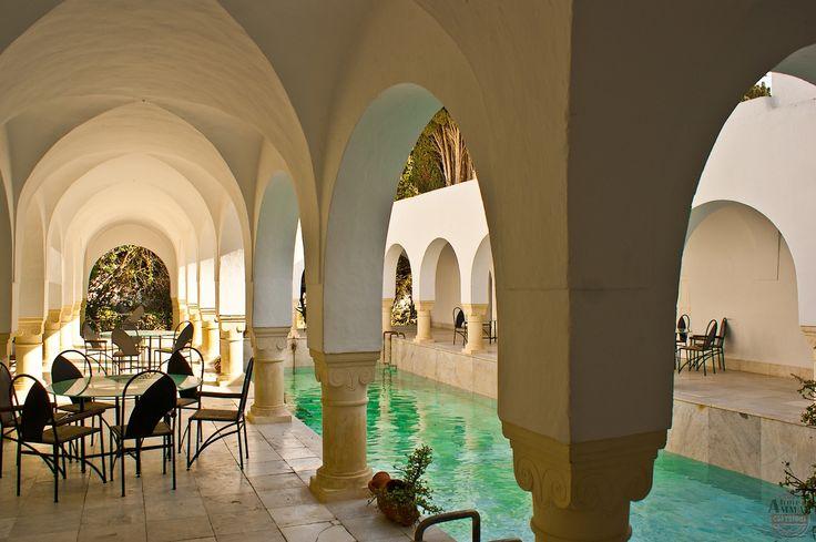 Hammamet villa sebastian tunisie pinterest villas for Casa moderna tunisie