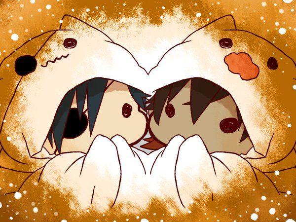 Shokudaikiri and Ookurikara | Touken Ranbu @korothetourabu Twitter