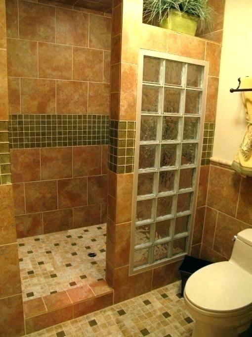 Walk In Showers No Doors Clocks Shower Fantasy Home Bathroom
