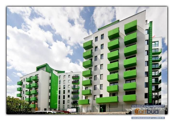 Nowoczesne i eleganckie mieszkania na Dunikowskiego w Szczecinie, czyli nasza realizacja dostępna w sprzedaży. http://artbud.szczecin.pl/