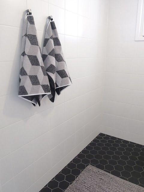 kahden kerroksen väki: Kylpyhuone