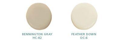 bennington gray and enamelware