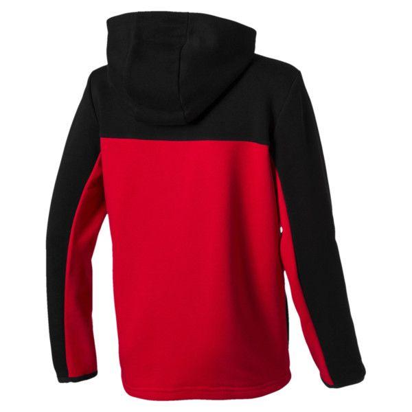 Scuderia Ferrari Boys\u0027 Hooded Sweat Jacket JR