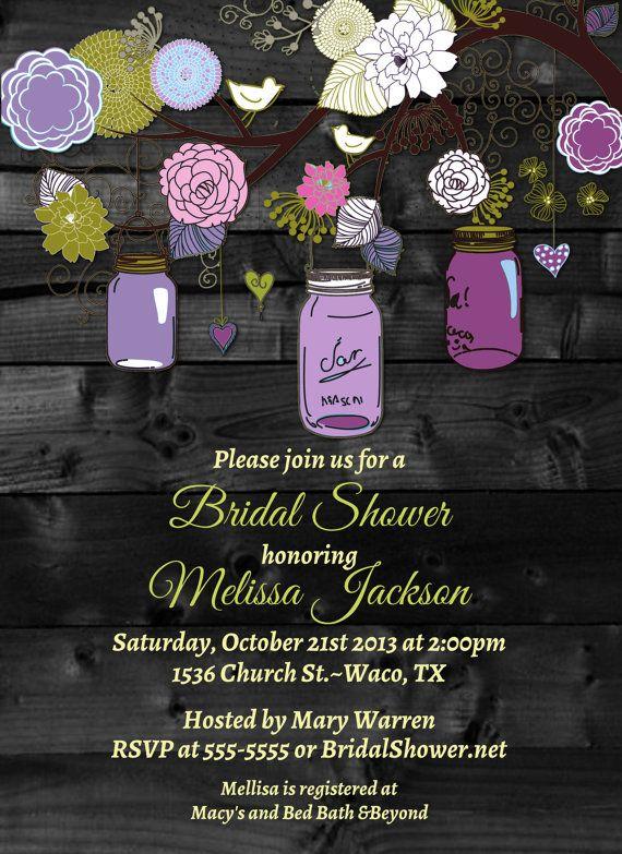 7 best our laser cut designs images on pinterest invitations vintage mason jar invitations bridal by goosecornergreetings 1695 stopboris Images