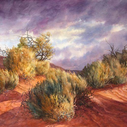 Long Term Parking In 2020 Painting Southwest Art Landscape Paintings