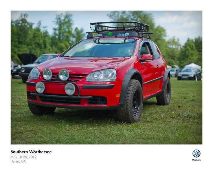 vw tdi lift kit | Photo Tour of Volkswagen's Southern Wörthersee Fest in Georgia