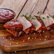 Travers de porc grillés par Jean-Pierre Coffe - une recette Barbecue - Cuisine