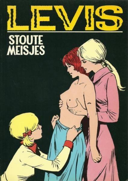 Stoute meisjes 1 Stoute meisjes - stripinfo.be