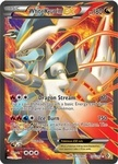 Name: White Kyurem-EX Manufacturer: Pokemon USA Series: Boundaries Crossed Release Date: November 7, 2012 Card Number: 146 Card Rarity: Super Rare Holo Condition: Near Mint / Mint