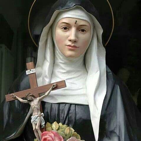 Saint Rita patron Saint for mothers, troubled marriage