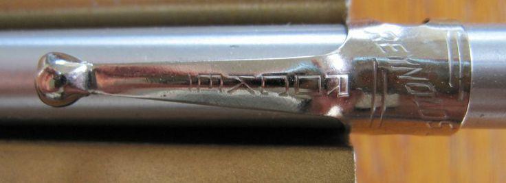Rocket Reynolds Pen