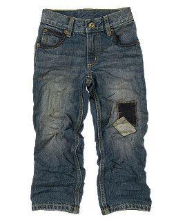 patched knees perfect for those rough tough boys patches pinterest jean enfant. Black Bedroom Furniture Sets. Home Design Ideas