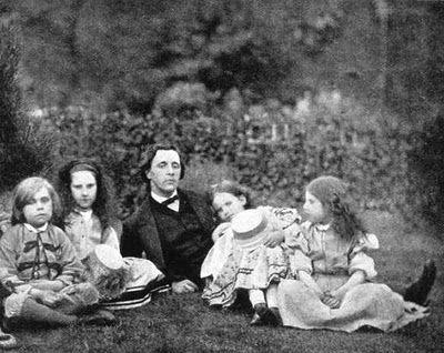 Charles Dodgson and the Liddel girls