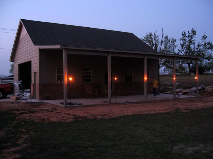 25 best ideas about 30x40 pole barn on pinterest barn for Garage and shop buildings