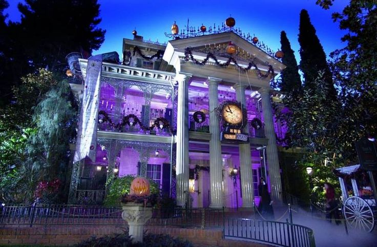 One of the darker corners in the happiest place on earth, Haunted Mansion in Anaheim has been known to send chills down visitors' spines and even stop hearts (literally). However, the scary décor and props…