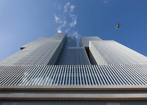 De Rotterdam building #architecture #010 #rotterdam