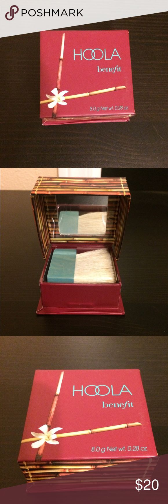 Benefit Cosmetics Hoola Bronzer Benefits #1 selling bronzer. Flawless application, one of the best in the business. Benefit Makeup Bronzer