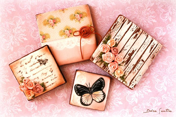 Shabby Chic Cookies | Cookie Connection