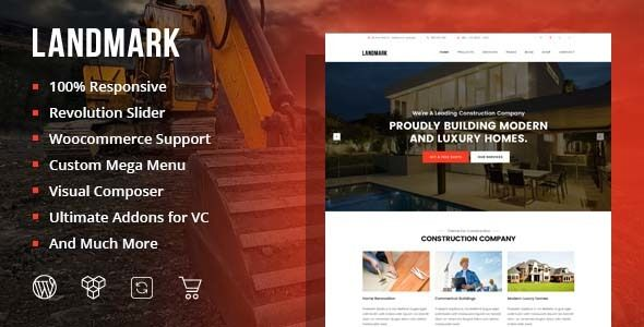 [GET] Landmark - Construction WordPress Theme (Business) - NULLED - http://wpthemenulled.com/get-landmark-construction-wordpress-theme-business-nulled/