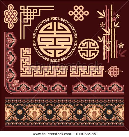 Korean Traditional Pattern http://www.shutterstock.com/s/korean/search.html