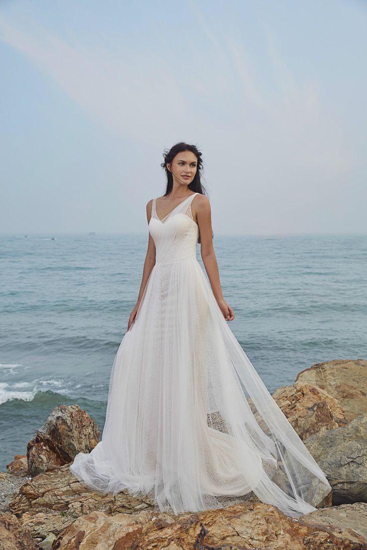 271 best Wedding Dresses images on Pinterest   Wedding ideas ...