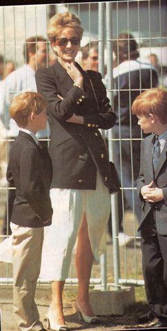 THE BRITISH FORMULA 1 GRAND PRIX- 10 juillet 1994  _ Suite