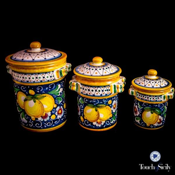 Hand Painted Ceramics Pottery