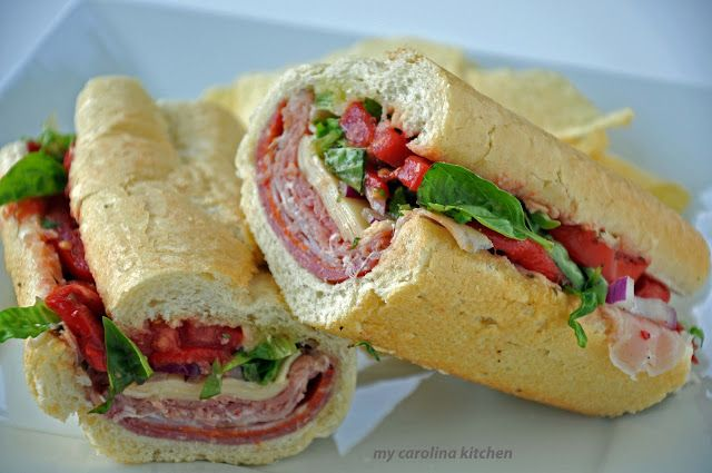 Carmine's Italian Hoagie and the secret to making a spectacular Italian hoagie sandwich