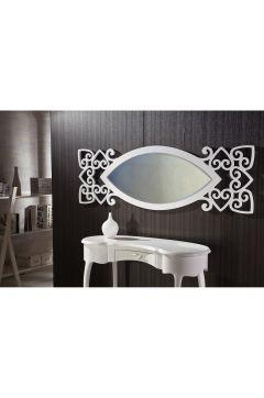 BySehpacı Elips Dekoratif Ayna