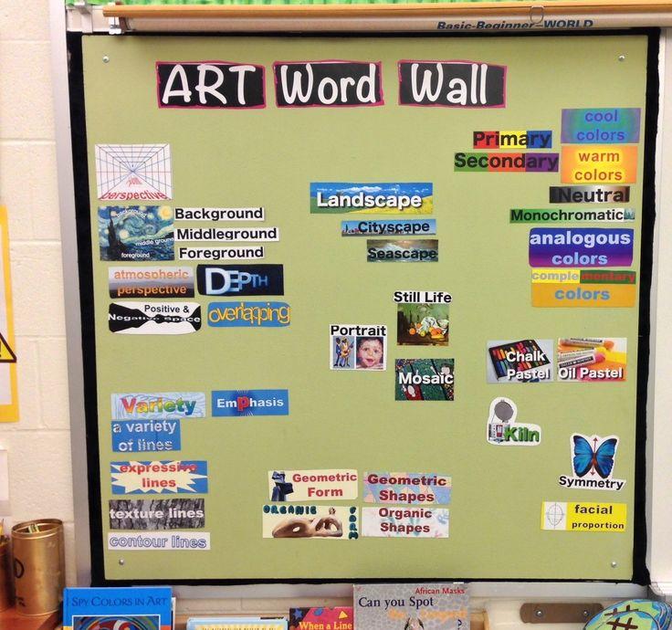 203 best Art bulletin board images on Pinterest | School ...