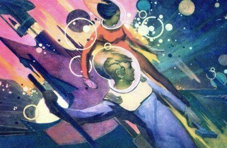 Советская электронная музыка - Александр Гагинский - МИР ФАНТАСТИКИ И ФЭНТЕЗИ