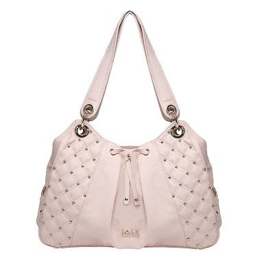 Vanessa Quilted Tote - also available in melon and black.
