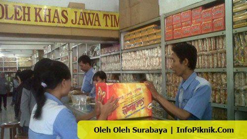 Macam Anek Pilihan Oleh Oleh Khas Surabaya