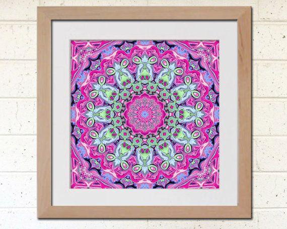 Mandala Art | Wall Decor Printable | StudioArt108