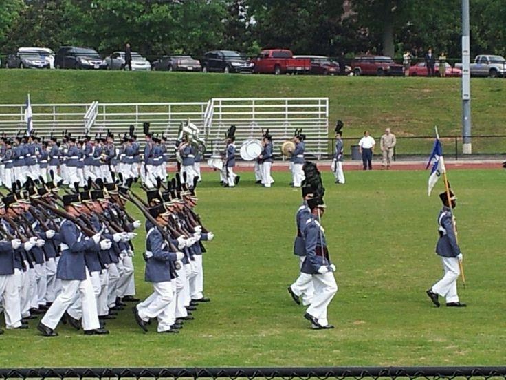 Riverside Military Academy in Gainesville, GA