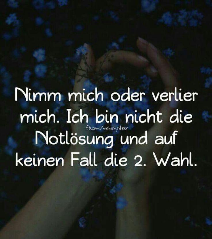 ...Das bin ich nicht!!!❤❤❗