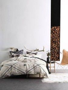 Linenhouse Duvet Cover Set In Tribal Design