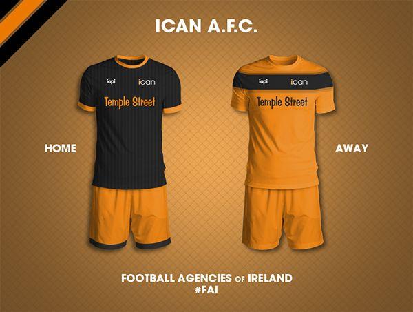 Patterns amp jerseys on Behance Football shirts t Behance 91f05fde7