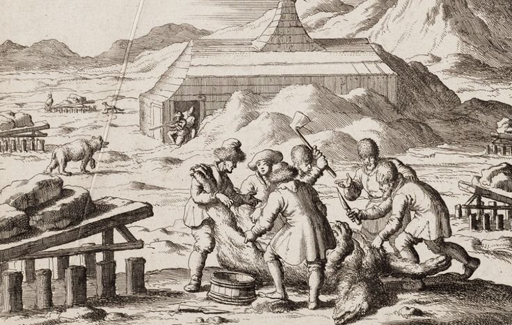 Willem barentz probeerde tussen 1594 en 1597 een nieuwe route te vinde naar Azië maar op de noord pool kwamen ze vast in het ijs daar hebben ze een huis gemaakt van de boot. Willem barentz overleefd het niet. Het behouden huis: zo heet het huis wat men gemaakt heeft van de boot
