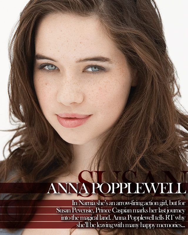 Anna Popplewell | Anna Popplewell
