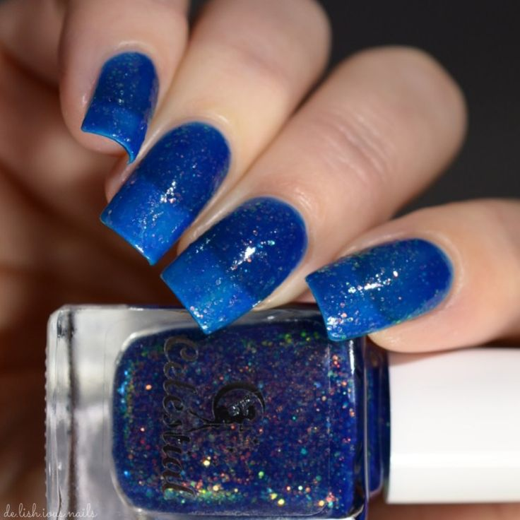 Celestial March Releases – De-Lish-ious Nails - Mesmerised