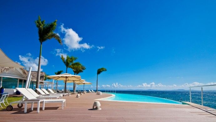 The Bannister Hotel: The vibe here is relaxed � days are spent by the infinity pool right on the water's edge.