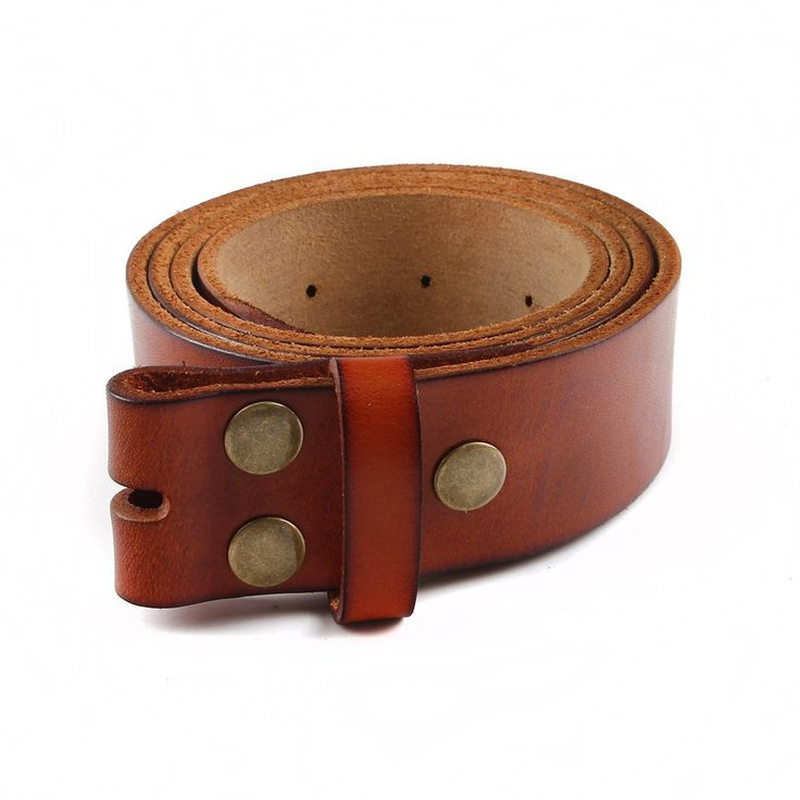 Bringing exclusively for you: Full Grain Genuin...  Get it before the supplies run out  http://www.magnetabrand.com/products/full-grain-genuine-leather-belts-for-men-vintage-strap-jeans-belts-without-buckle-29-42?utm_campaign=social_autopilot&utm_source=pin&utm_medium=pin
