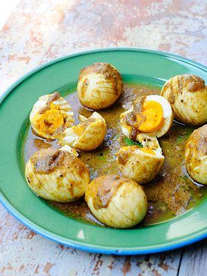 【ELLE gourmet】ゆで卵 サワースパイス炒めレシピ エル・オンライン