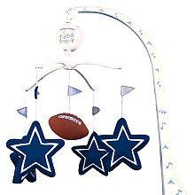 Dallas Cowboys Crib Mobile