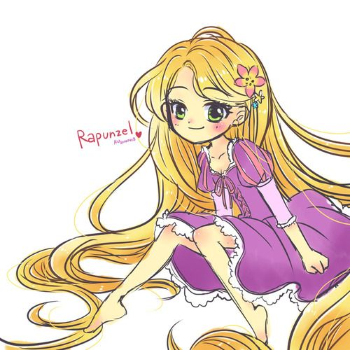 Rapunzel Analysis